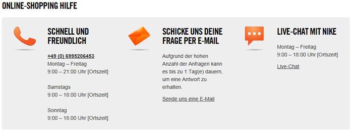 NIKE Gutschein Sept. 2019 ++ 70€ Aktionscode & 11 weitere