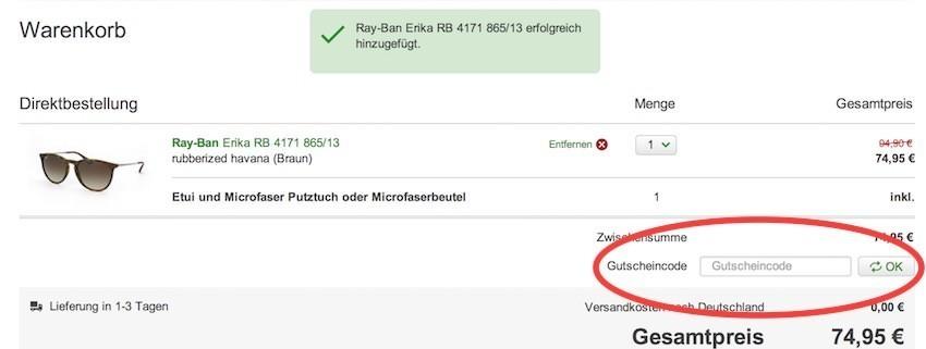 Mr Spex Gutschein Kaufen