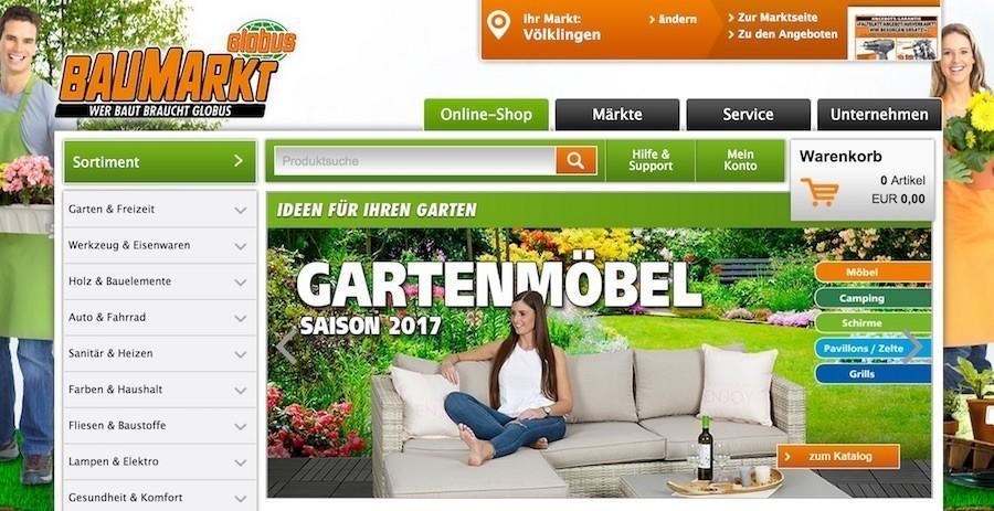 Fabelhaft Globus Baumarkt Gartenmöbel Galerie Von Gartenmöbel Dekoration